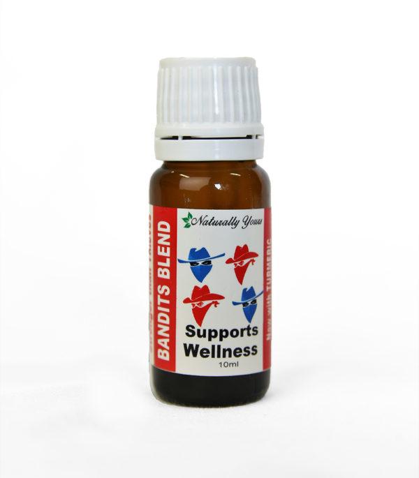 Bandits Wellness Blend Essential oil