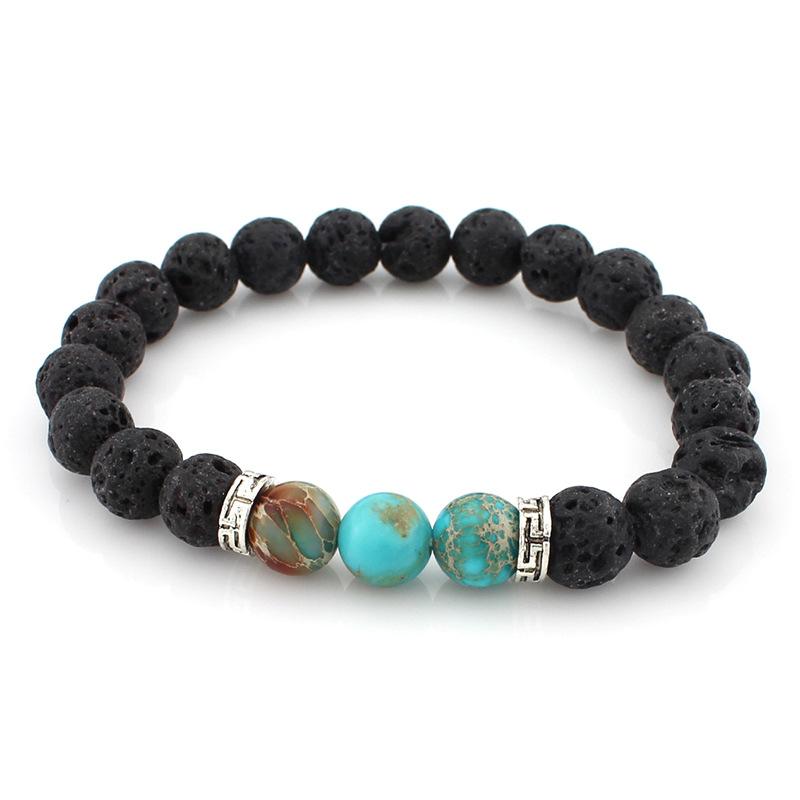 Turquoise Aromatherapy Bracelet