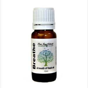 Essential Oil blend to breathe