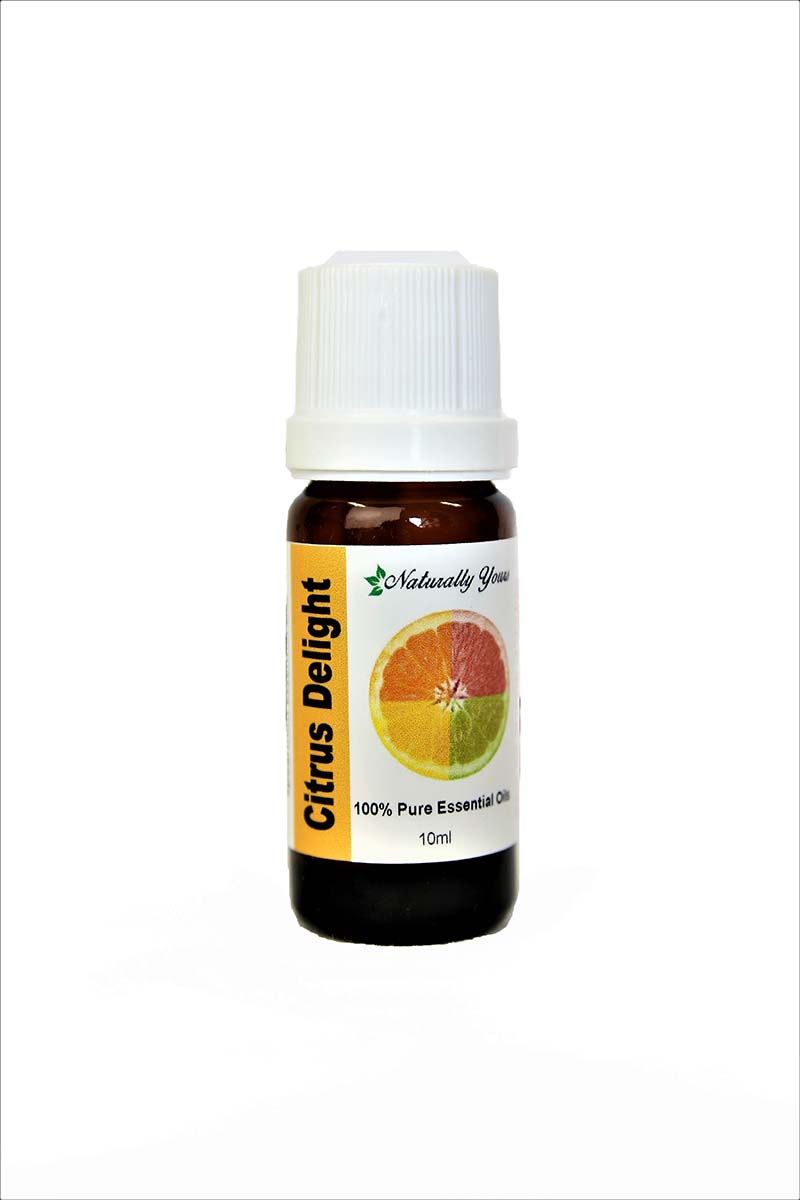 Citrus Delight essential oils blend