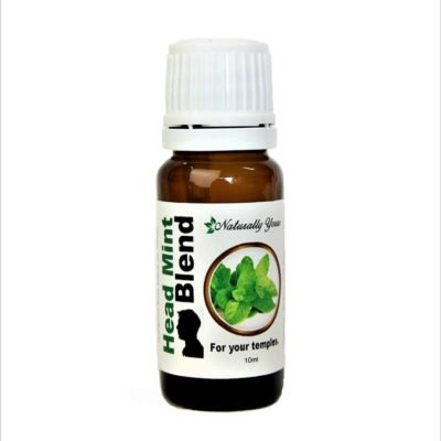 Head Mint Essential Oil Blend