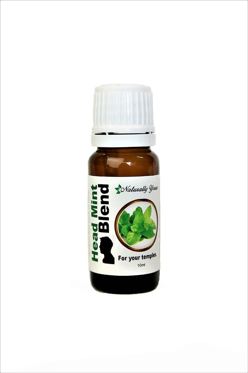 Head Mint Essential Oil Blend