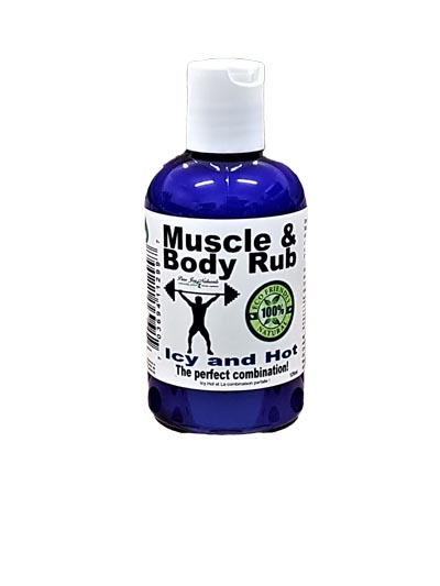 Muscle and Body rub