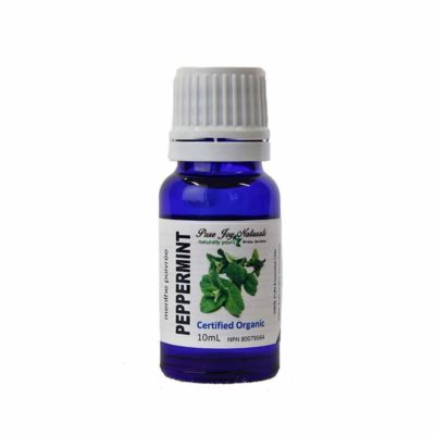 Peppermint essential oil