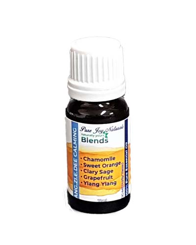 anxiety, Anxiety essential oil blend