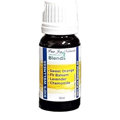 Kids, Children, Kid's essential oil blend