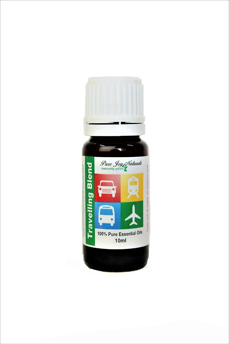 Travelling Specialty Essential Oil Blend