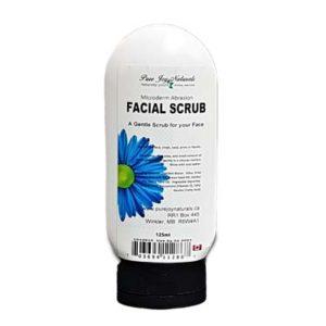 facial scrub, scrub, microderm abrasion