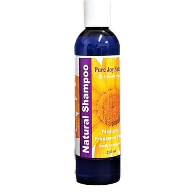 shampoo, natural shampoo