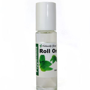 peppermint roll on