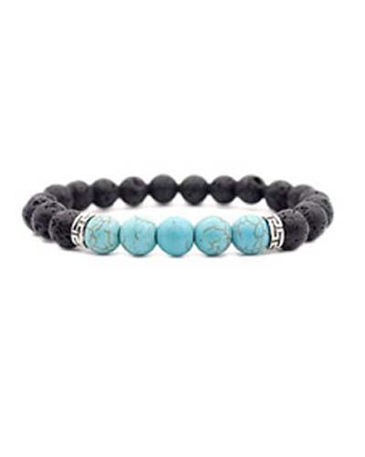 Pure Joy Naturals Aromatherapy Bracelet with lava stones, Bracelets for Aromatherapy, Essential Oil Bracelet