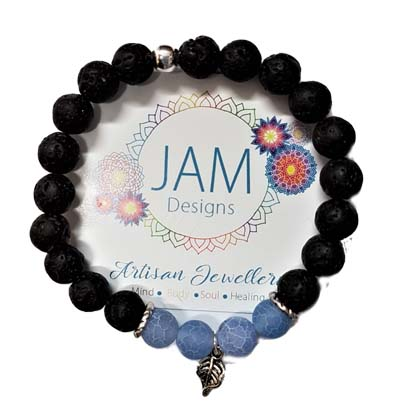 bracelet, lava bracelet
