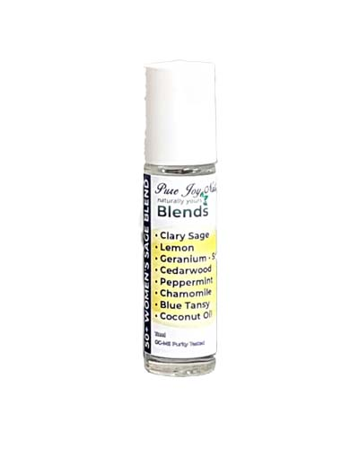 Women, sage blend, menopause, 50+ Women's Sage Blend